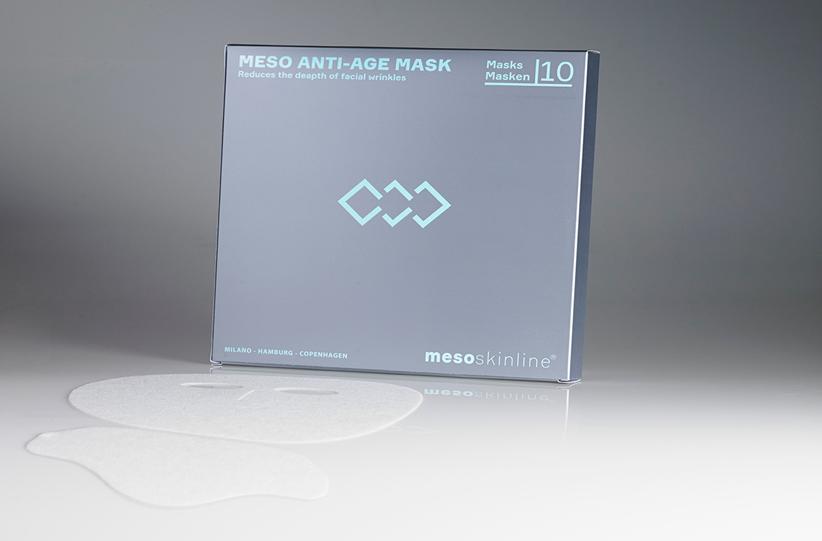 MESO ANTI-AGE MASK (10 Masker)