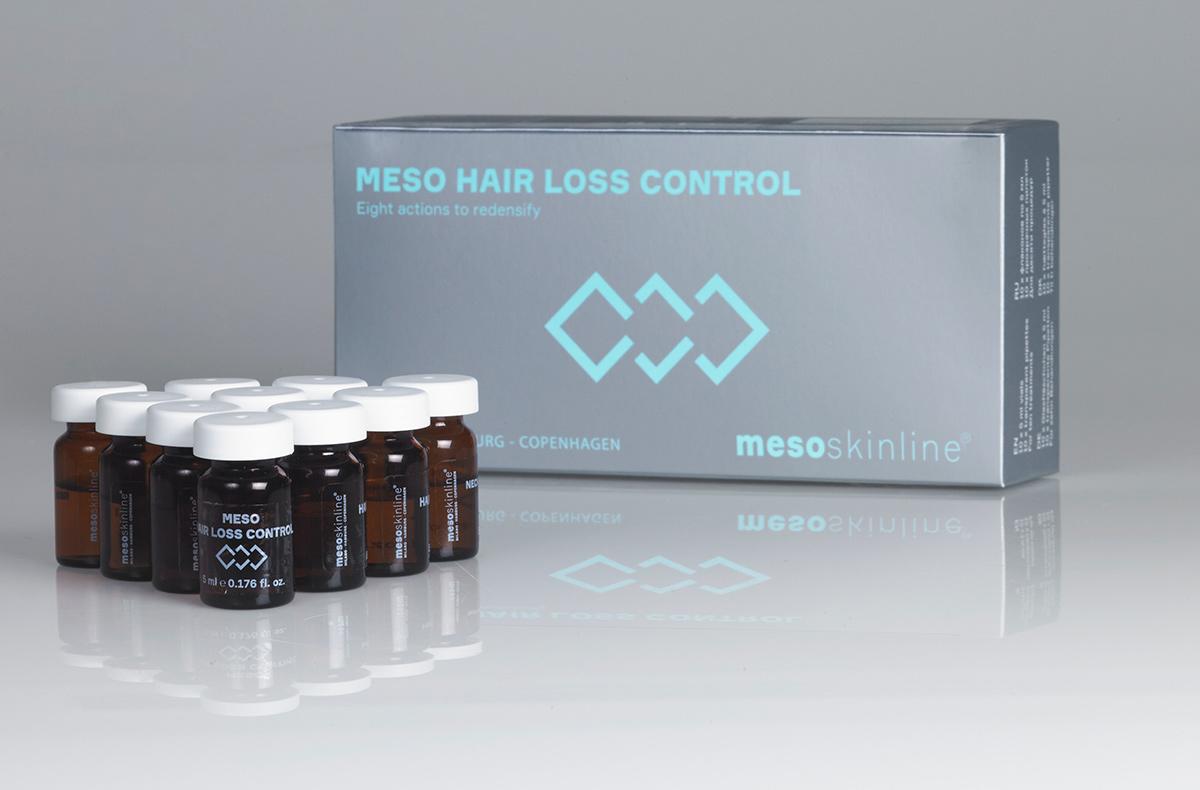 MESO HAIR LOSS CONTROL (10 x 5 mL)