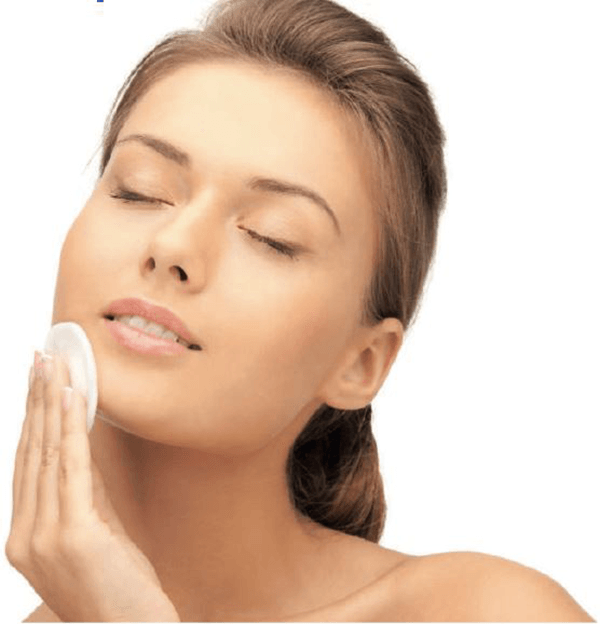 Peeling skin treatment