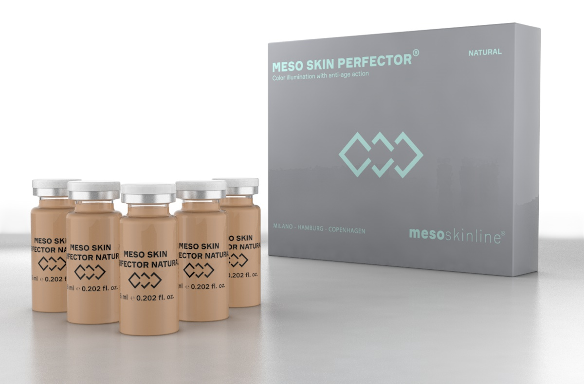 MESO SKIN PERFECTOR (NATURAL 5 x 6 mL)