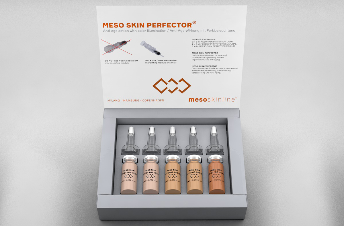 MESO SKIN PERFECTOR (STARTKIT 5 x 6 ml)
