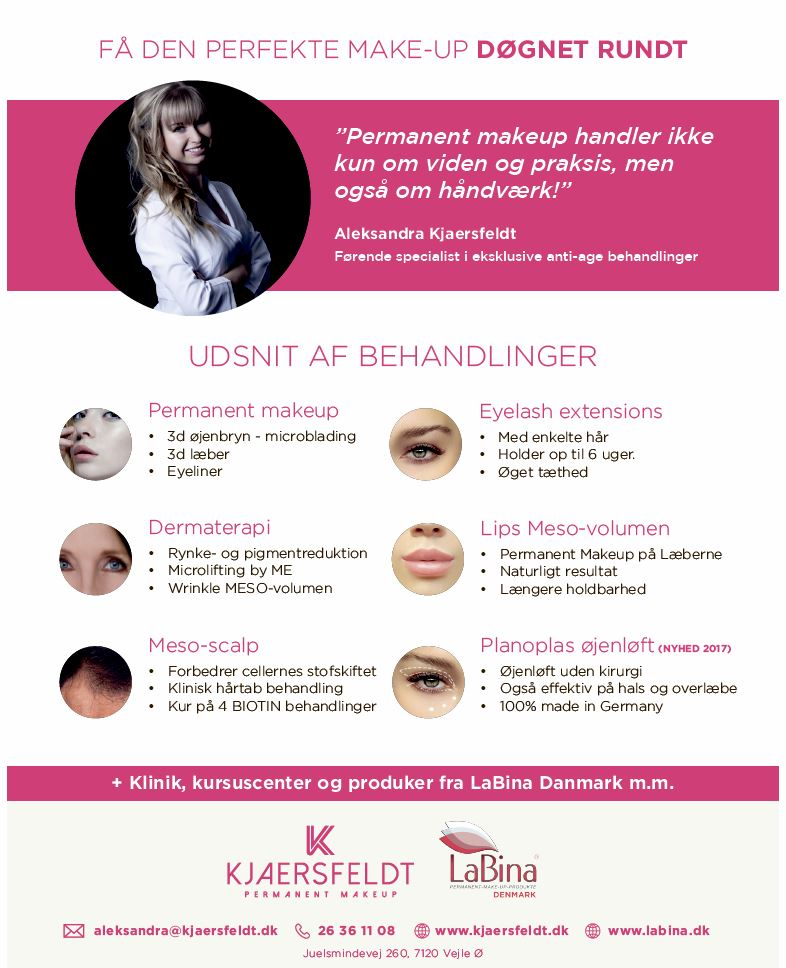 Kjaersfeldt Permanent Makeup