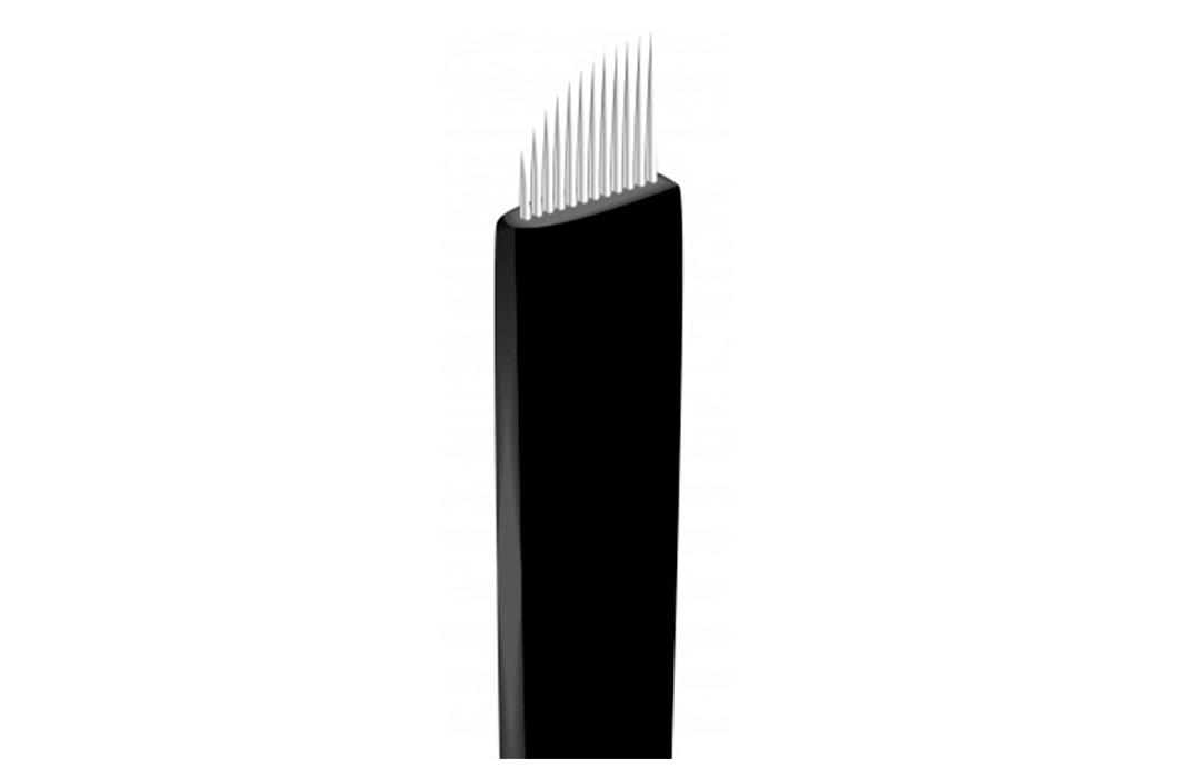 12-Nano Slope Blades (0,18 mm) (Pakke med 50 blades)