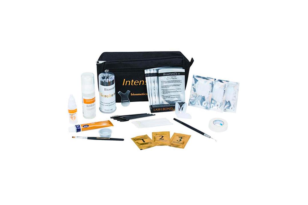 Biosmetics Lash & Brow Combi Kit ( Lift, Farve, Styling)