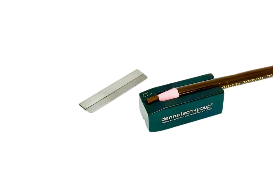Perfect Lines Bryn Kit (blyant, blyantspidser og former)