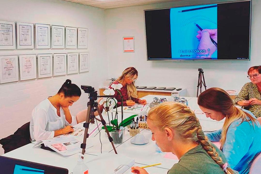 Permanent Makeup uddannelse (Lægeeksamineret - kombineret online undervisning og praktik)