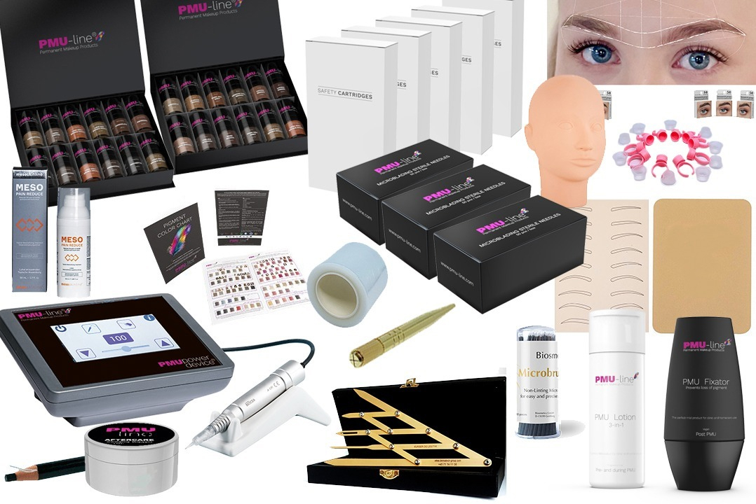 ALL About Brows (Startkit)