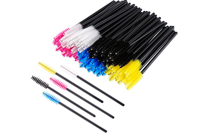 Mascara Brushes synthetic (50 stk)