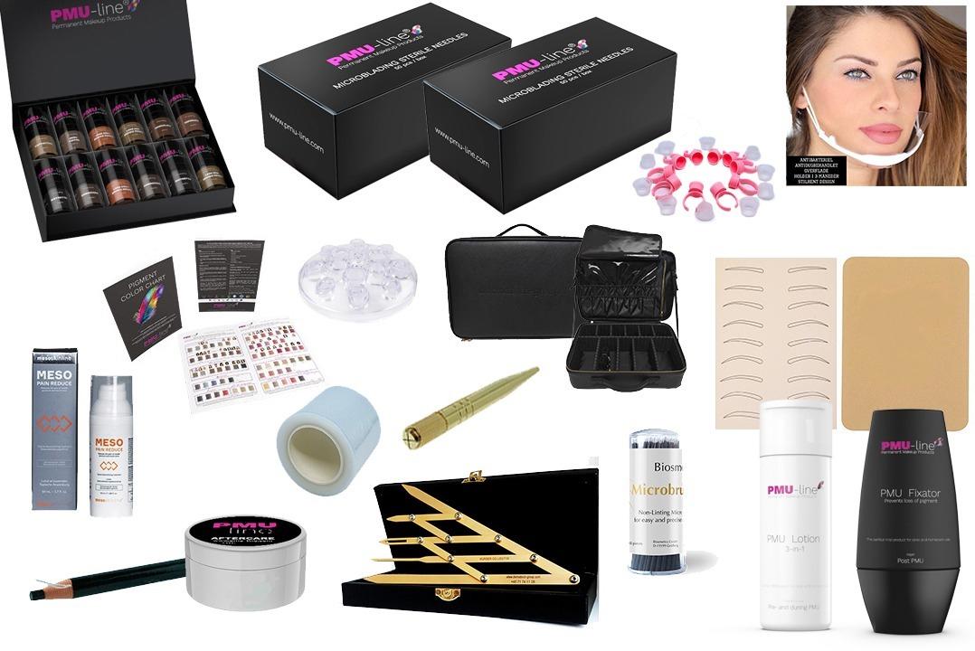 Microblading Startkit (50 behandlinger)
