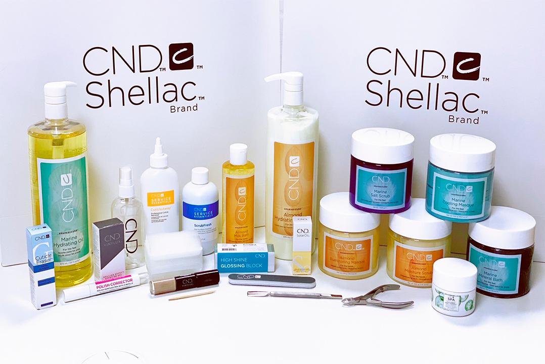 SPA mani- og pedicure kit (Kosmetologer)