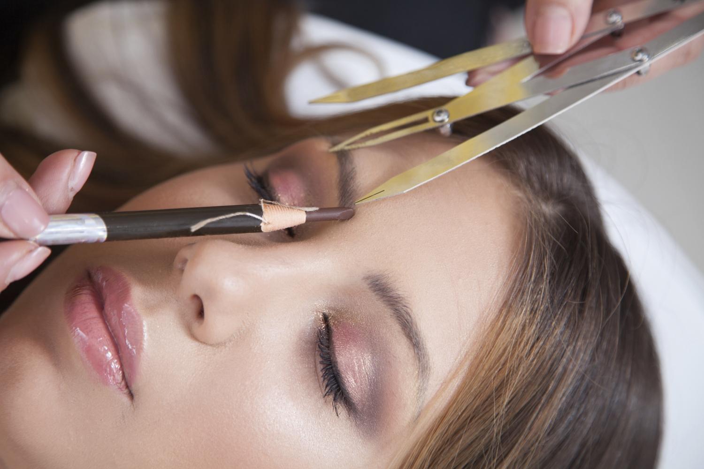 Перманентный макияж золотое сечение
